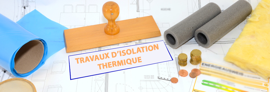 travaux d'isolation thermique