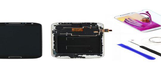 Remplacer tout seul la vitre de son Samsung galaxy S4