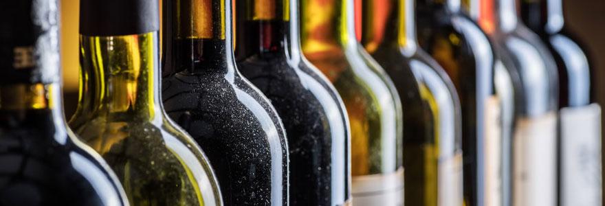 Choisir une bonne bouteille de vin