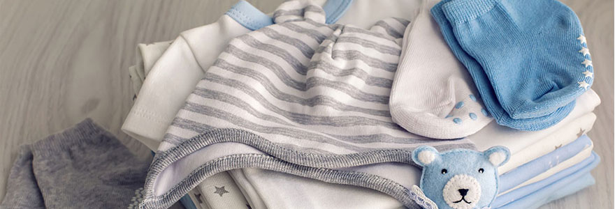 Vêtements pour bébés garçons