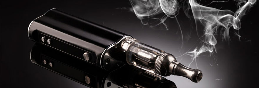 Cigarette électronique en kit