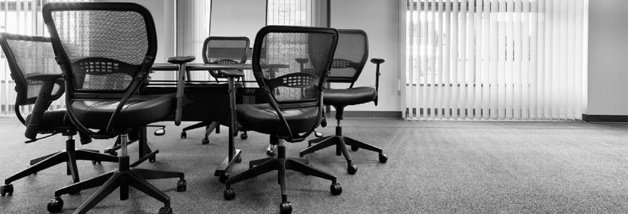 Un fauteuil de direction de qualité