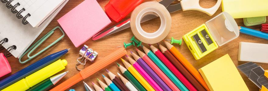 vente en ligne de fournitures scolaires