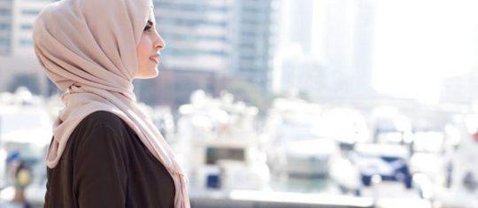 femmes musulmanes voilées